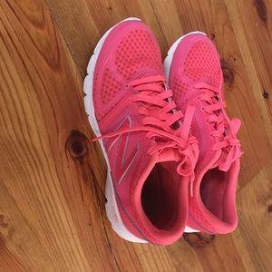 New Balance Hot Pink